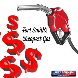 Ft Smith cheapest gas