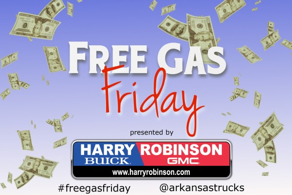 #FreeGasFriday