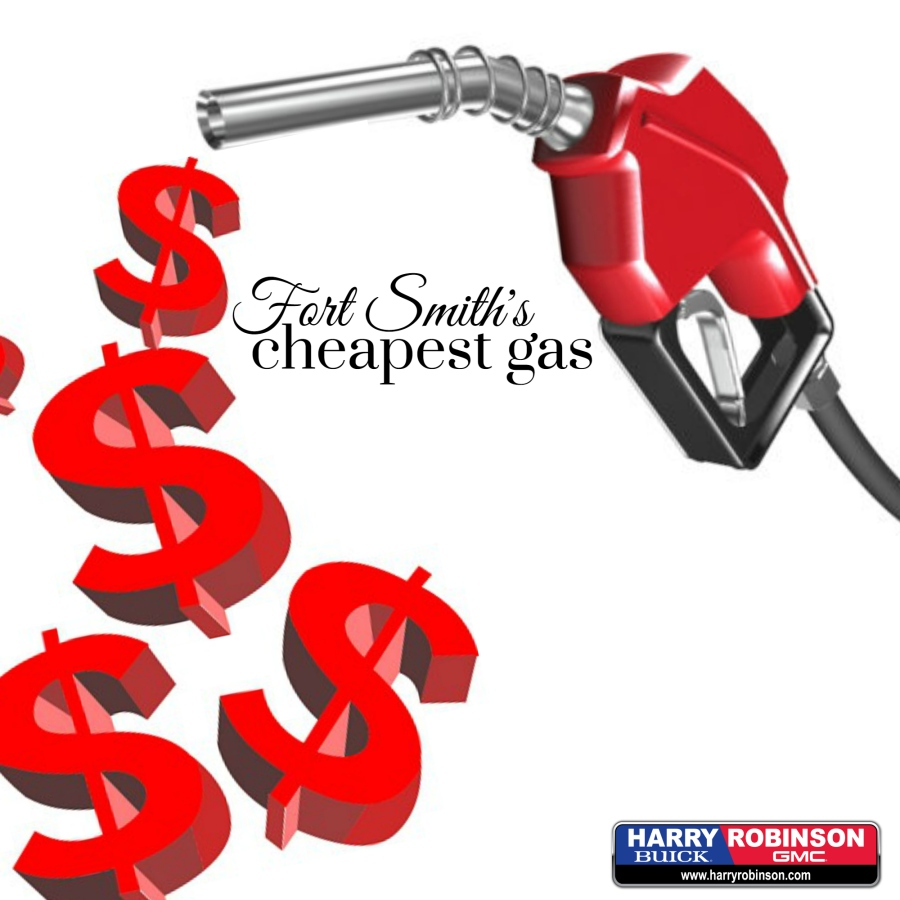 fortsmith cheap gas