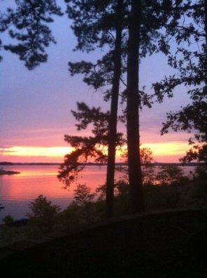 Sunset at Brady Mountain