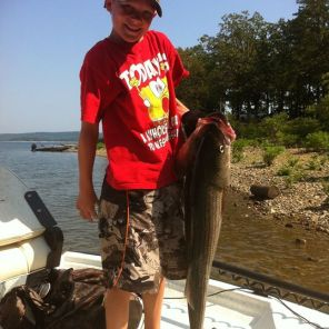 Striper from Ouachita