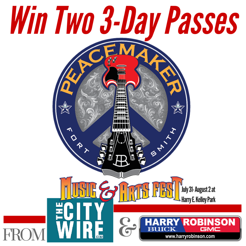 Win Two 3-Day Passes