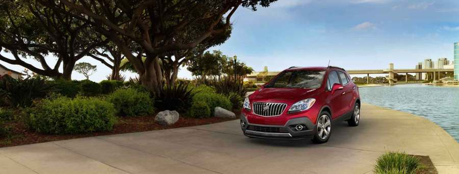 2016-Buick-Encore-in-Winterberry-Red-Metallic