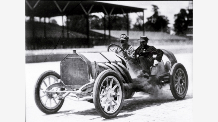 1909 Buick racecar